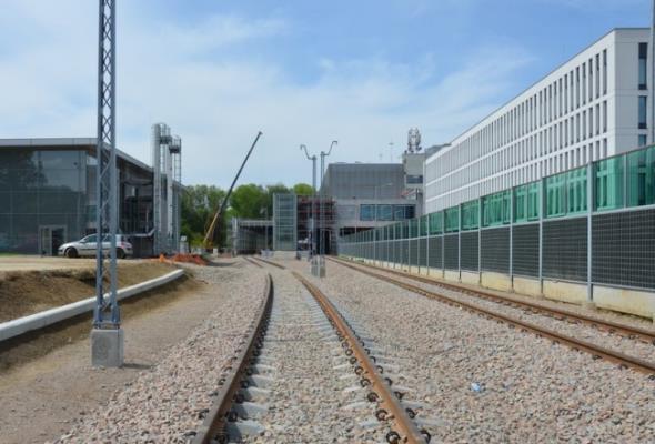 Balice: Połączenie kolejowe startuje z początkiem września