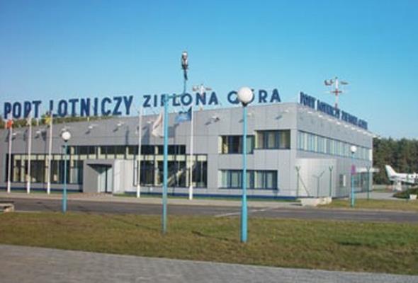 Strona niemiecka zainteresowana współpracą z lotniskiem w Babimoście