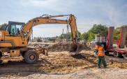 Warszawa: Zmiany organizacji ruchu przy budowie ul. Nowolazurowej